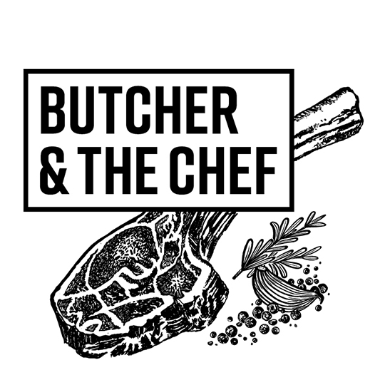 Butcher and the Chef Logo